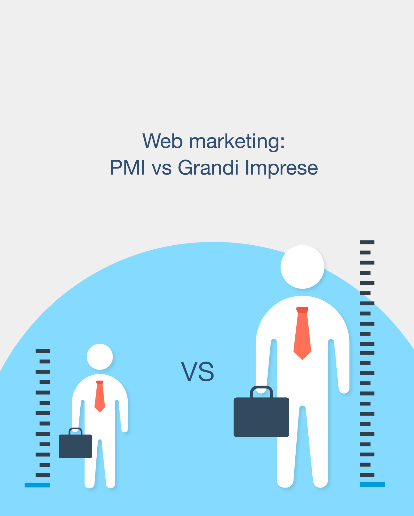 Web marketing: PMI vs Grandi Imprese
