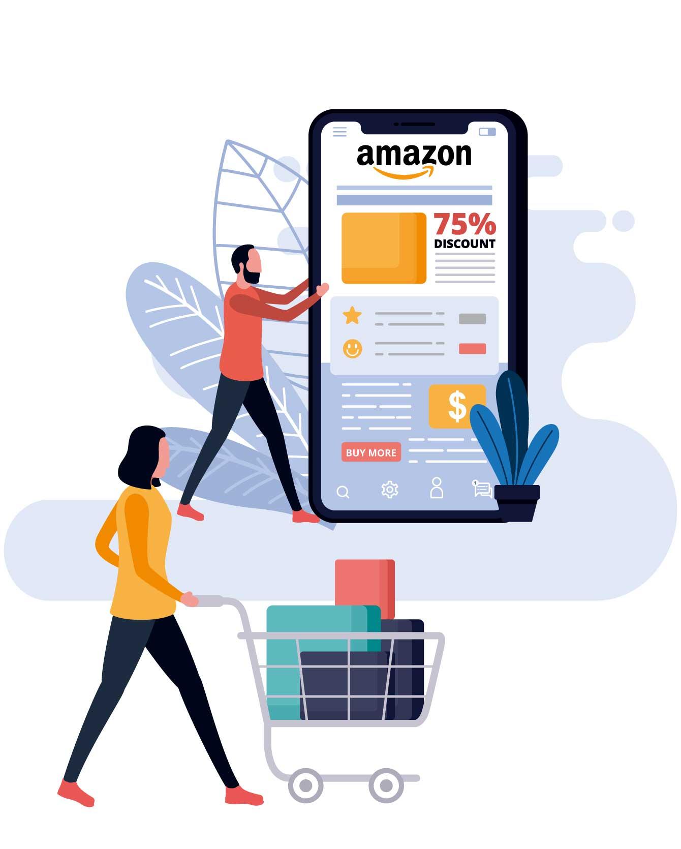 Amazon cambia l'orizzonte: la nuova frontiera del commercio è online