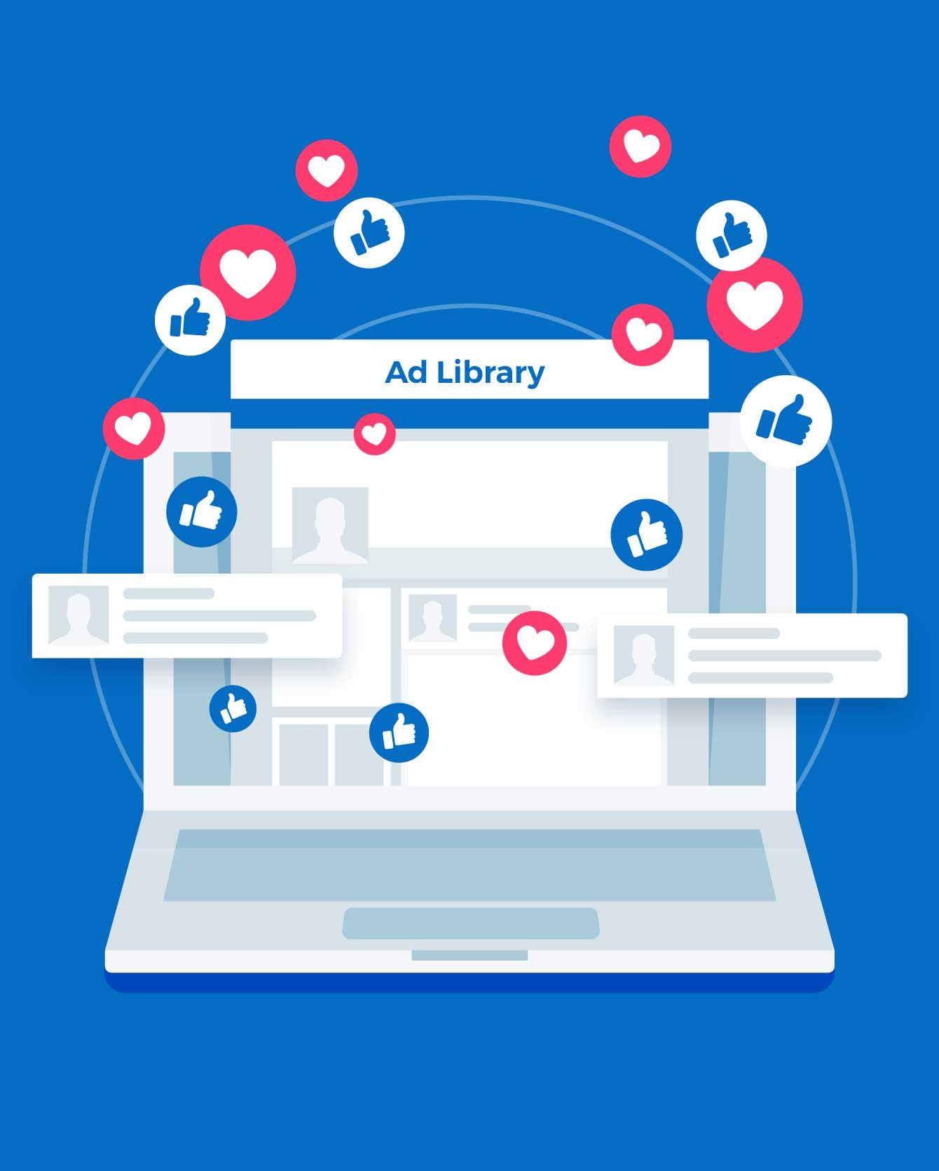 Facebook Ad Library: sfruttala per la tua strategia di marketing!