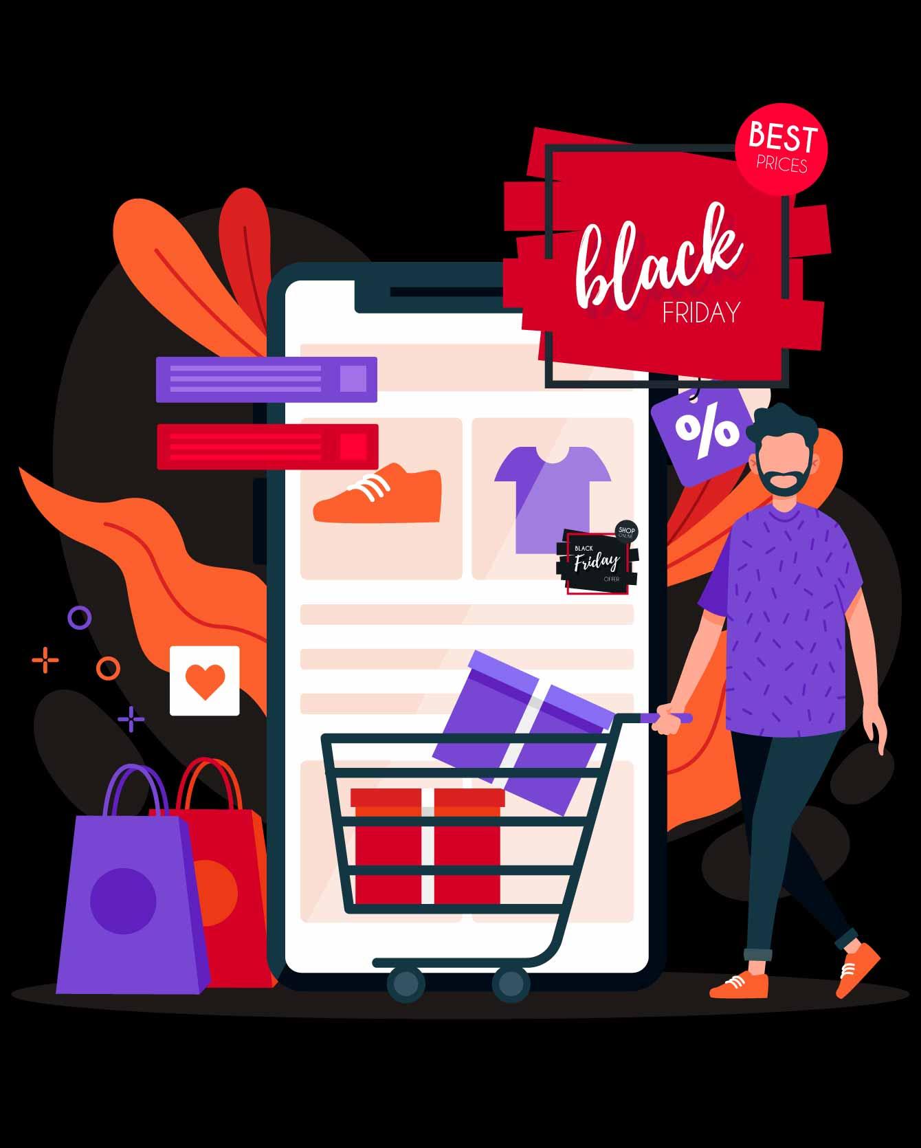 Black Friday: la pianificazione è la strada del successo
