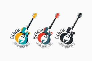 Blog Eniac - Logo chitarre
