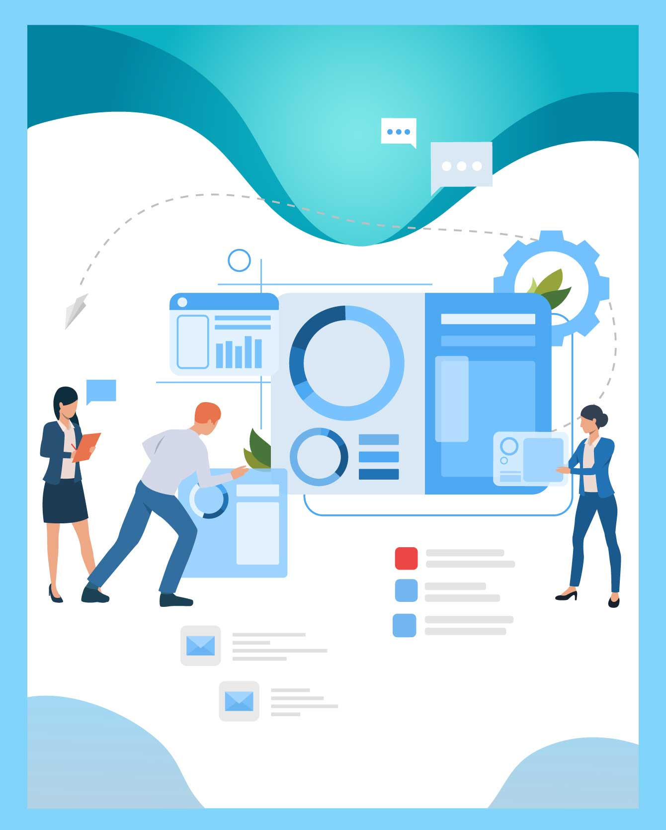 Software gestionale e software ERP: la differenza in due parole
